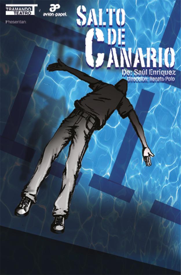 Cartel FET, Salto del Canario