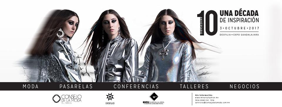 Minerva Fashion 2017, 3 de Octubre en Desfilia