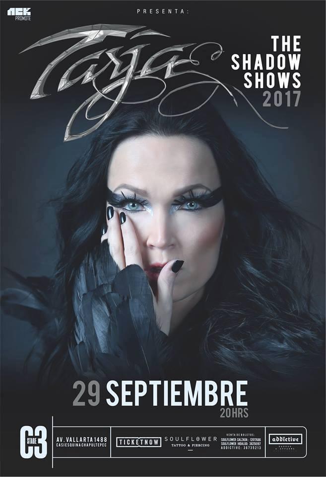 Tarja Turunen - 29 de Septiembre @ C3 Stage