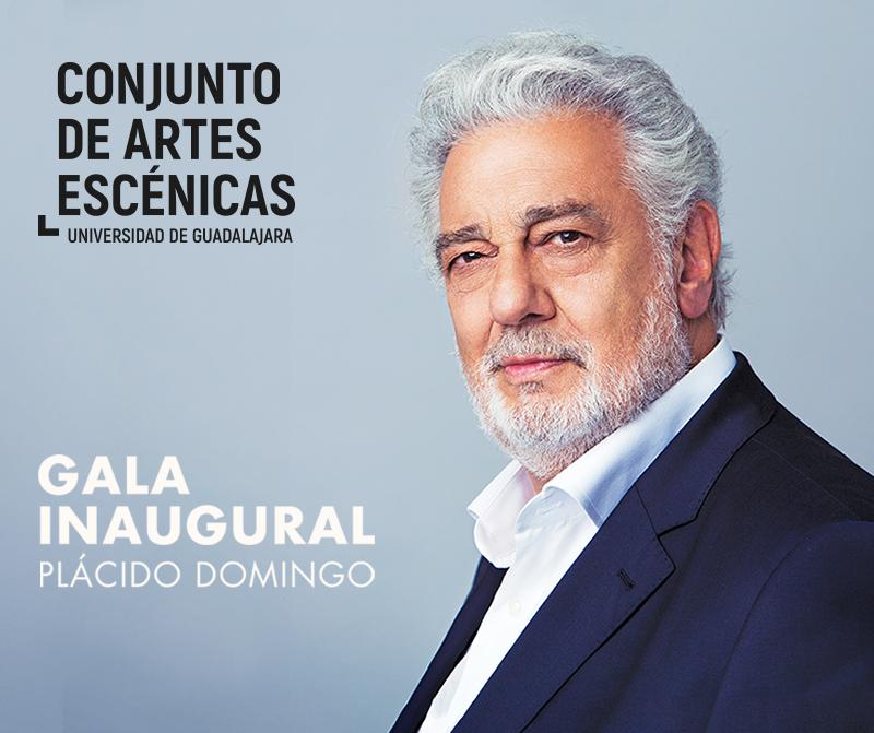 Plácido Domingo - 21 de Octubre @ Conjunto de Artes Escénicas