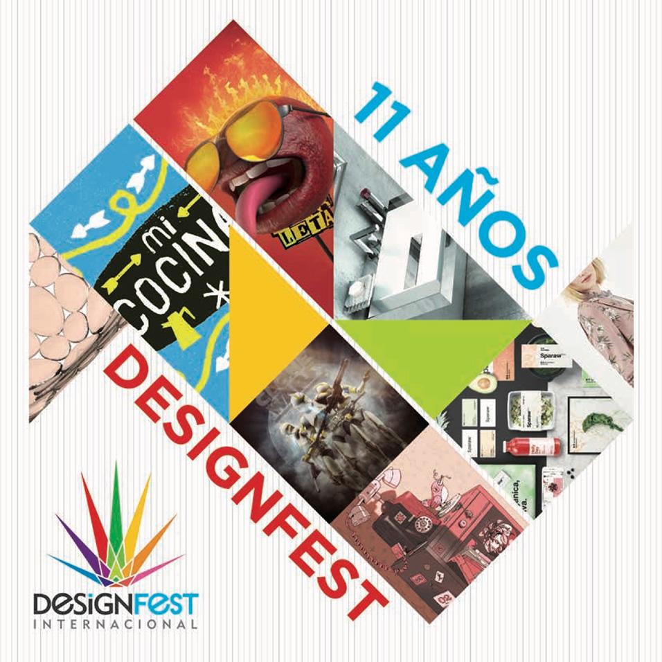 Design Fest 2017 - 19, 20 y 21 de Octubre, Teatro Diana