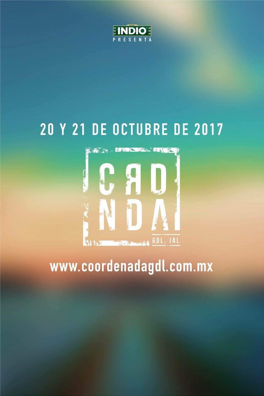 Coordenada 2017 - 20 y 21 de Octubre @ Trasloma