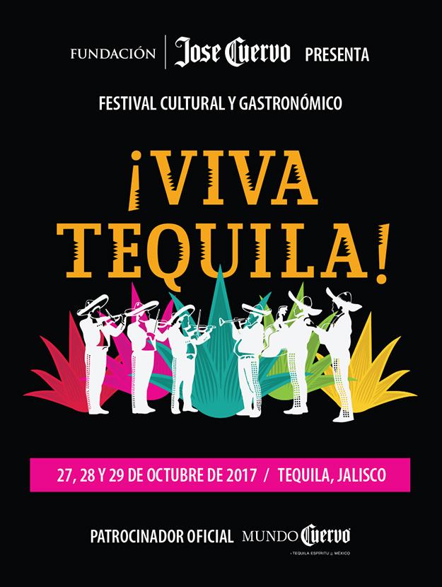 El Festival Cultural y Gastronómico de Tequila, del 27 al 29 de Octubre en Tequila, Jalisco