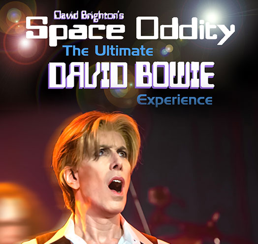David Brighton´s Space Oddity: The Ultimate David Bowie Experience - 25 de Noviembre @ Teatro Diana