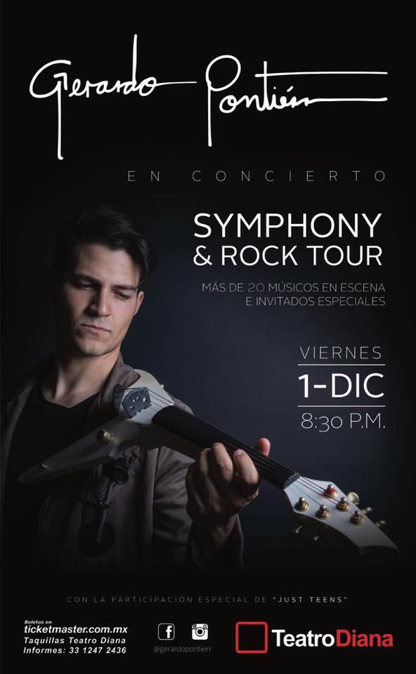Gerardo Pontierr - 1 de Diciembre @ Teatro Diana