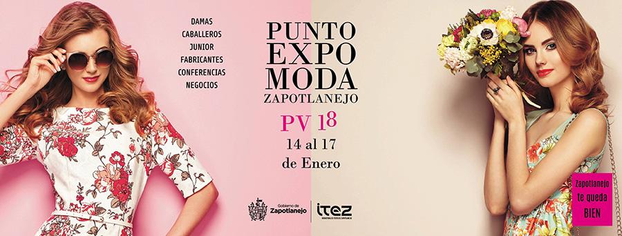 Punto Expo Moda, 14 al 17 de Enero en Zapotlanejo
