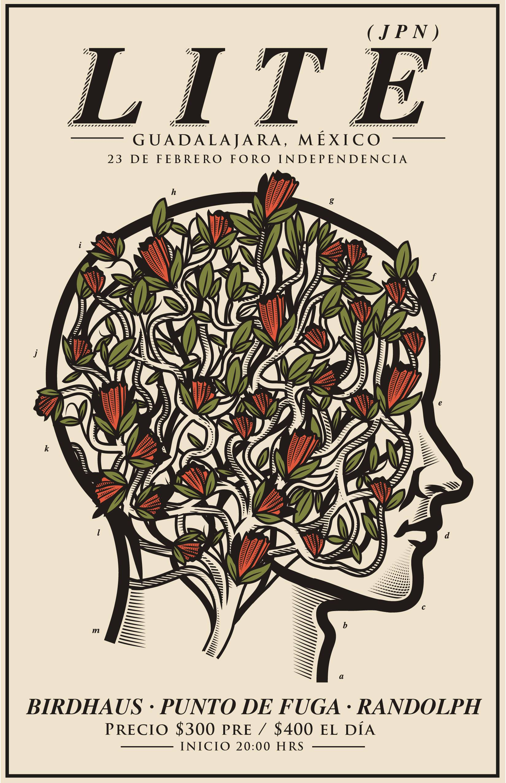 LITE - 23 de Febrero @ Foro Independencia