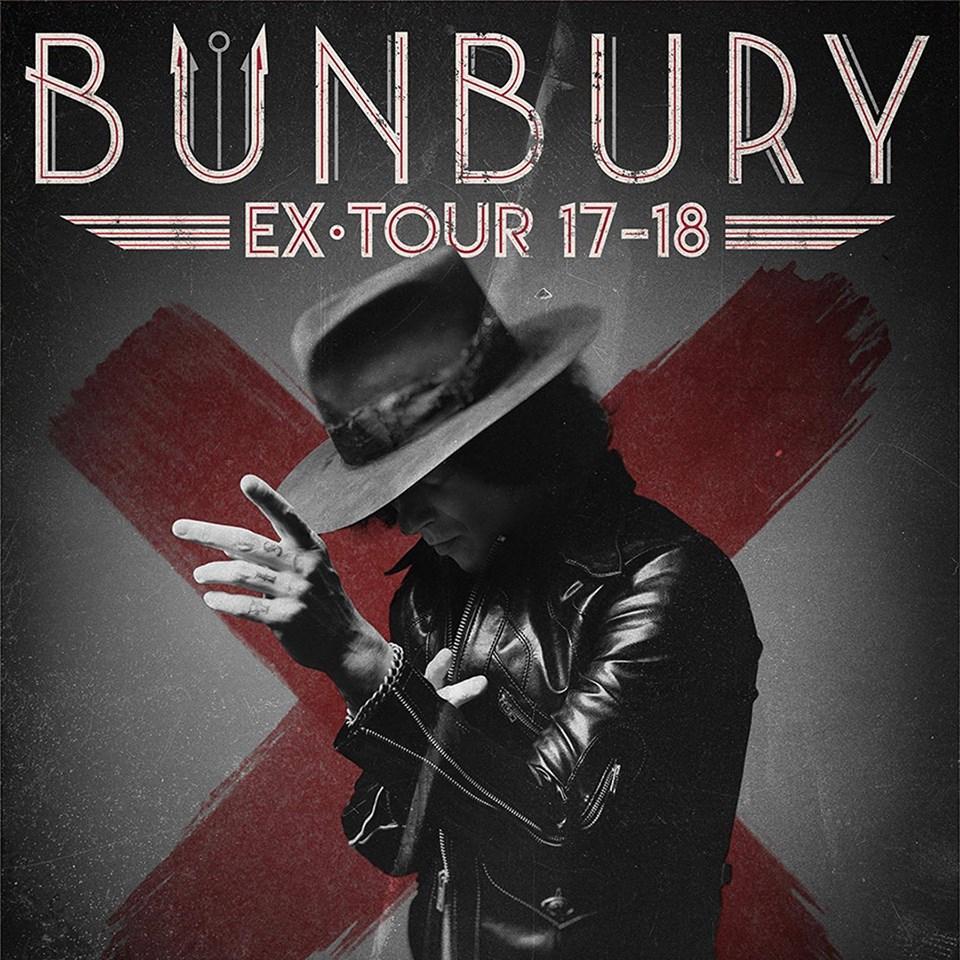 Enrique Bunbury - 28 de Febrero y 1 de Marzo @Auditorio Telmex