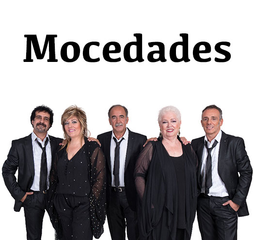 Mocedades - 14 de Febrero @ Teatro Diana