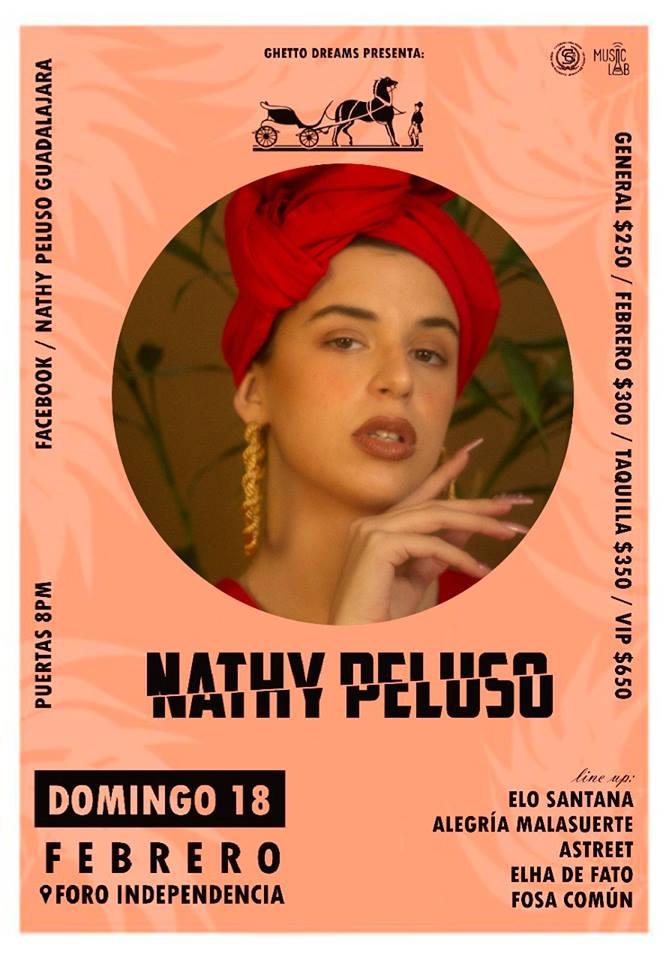 Nathy Peluso - 18 de Febrero @ Foro Independencia