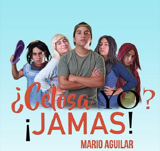 Mario Aguilar - 21 de febrero @ Teatro Diana