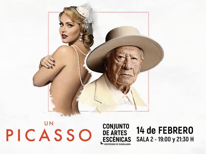 Un Picasso - 14 de Febrero en Conjunto de Artes Escénicas
