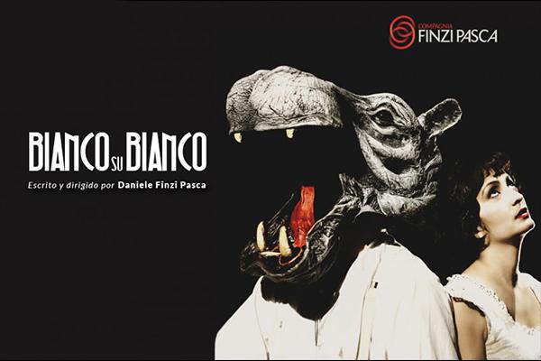 Bianco su bianco - 26 al 28 de abril en Conjunto de Artes Escénicas
