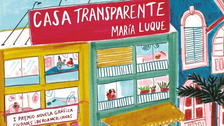 Casa Transparente, María Luque