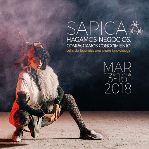 SAPICA OI 2018, del 13 al 16 de Marzo en Poliforum de León, Guanajuato