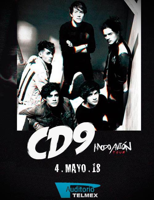 CD9 - 4 de Mayo @ Auditorio Telmex