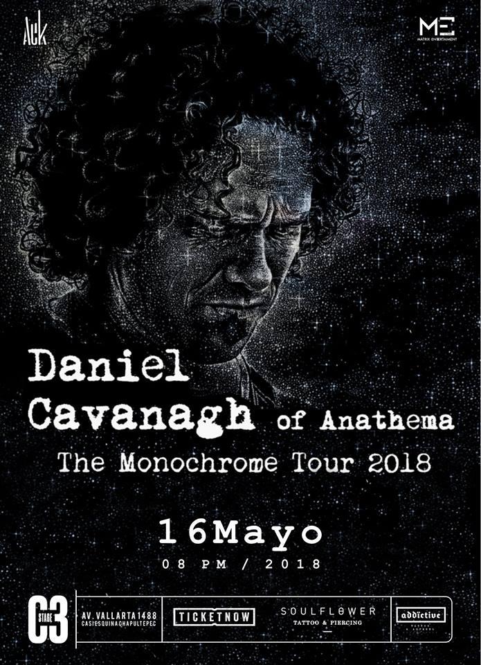 Daniel Cavanagh - 16 de Mayo @ C3 Stage