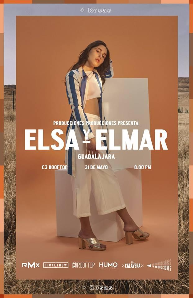 Elsa y Elmar - 31 de Mayo @ C3 Rooftop