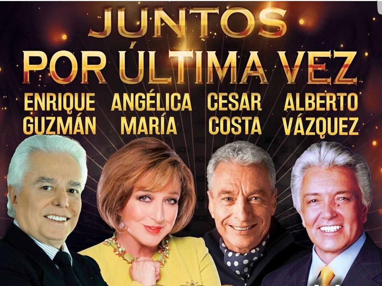 Juntos por Última Vez - 27 de Octubre @ Auditorio Telmex