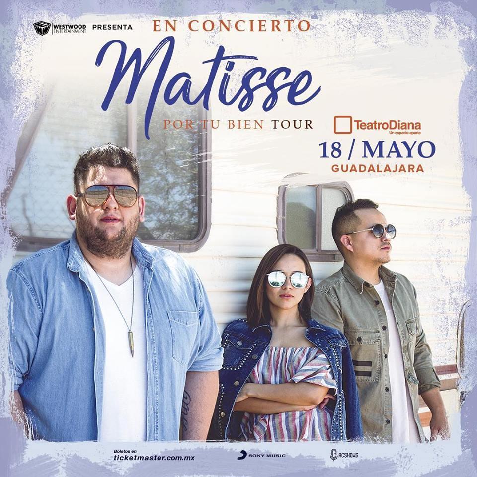 Matisse - 18 de Mayo @ Teatro Diana