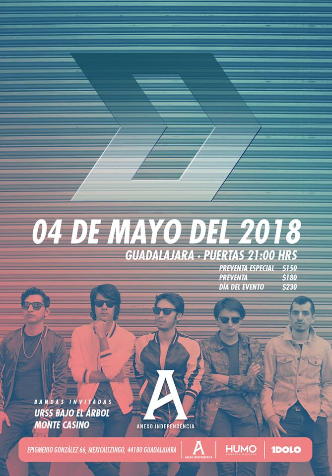 Odisseo - 4 de Mayo @ Anexo Independencia