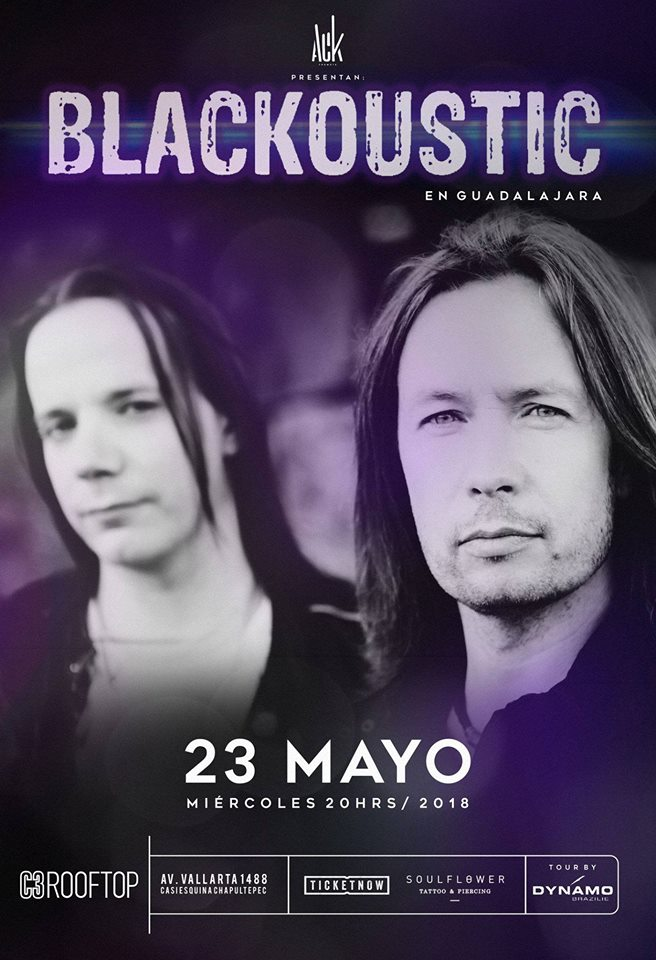 Blackoustic - 23 de Mayo @ C3 Rooftop