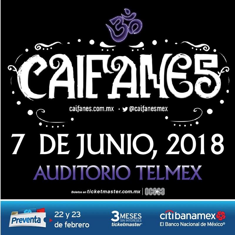 Caifanes - 7 de Junio @ Auditorio Telmex