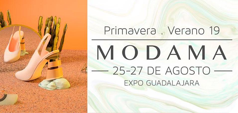 MODAMA PV19 - 25, 26 y 27 de Agosto en Expo Guadalajara