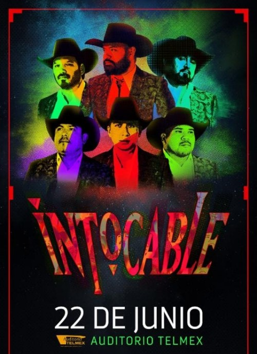 Intocable - 22 de Junio @ Auditorio Telmex