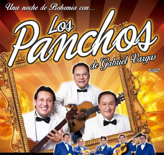 Los Panchos y Los Dandys - 30 de Junio @ Teatro Diana