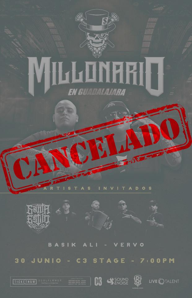 Millonario - CANCELADO