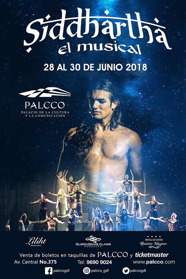 """""""Siddhartha: El Musical"""" - 28, 29 y 30 de Junio en PALCCO"""