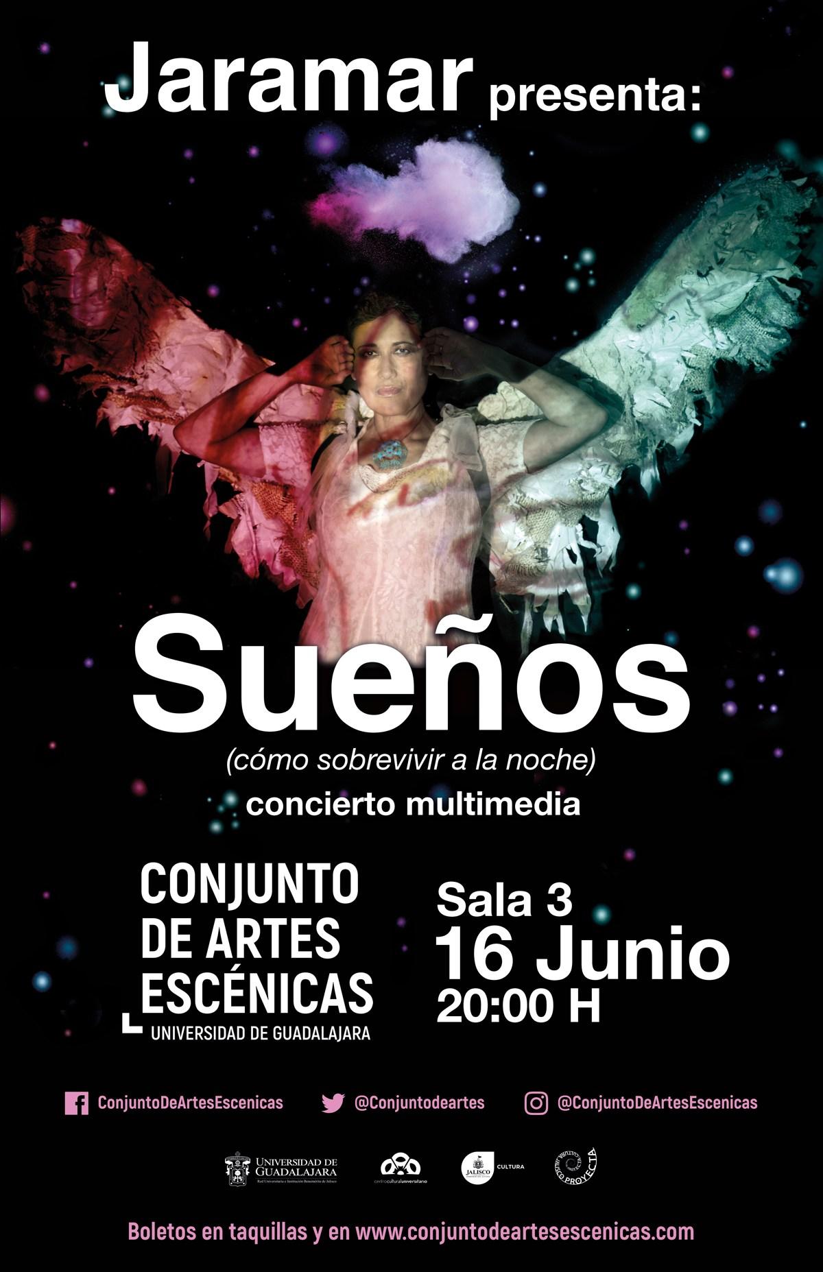 Jaramar - 16 de Junio @ Conjunto de Artes Escénicas