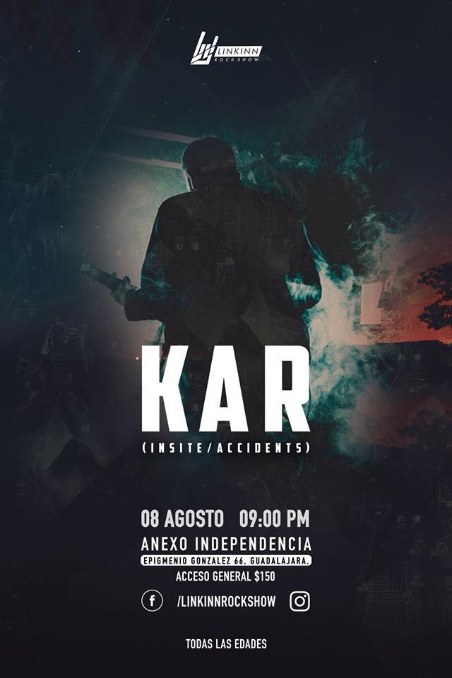 Kar - 8 de Agosto @ Anexo Independencia
