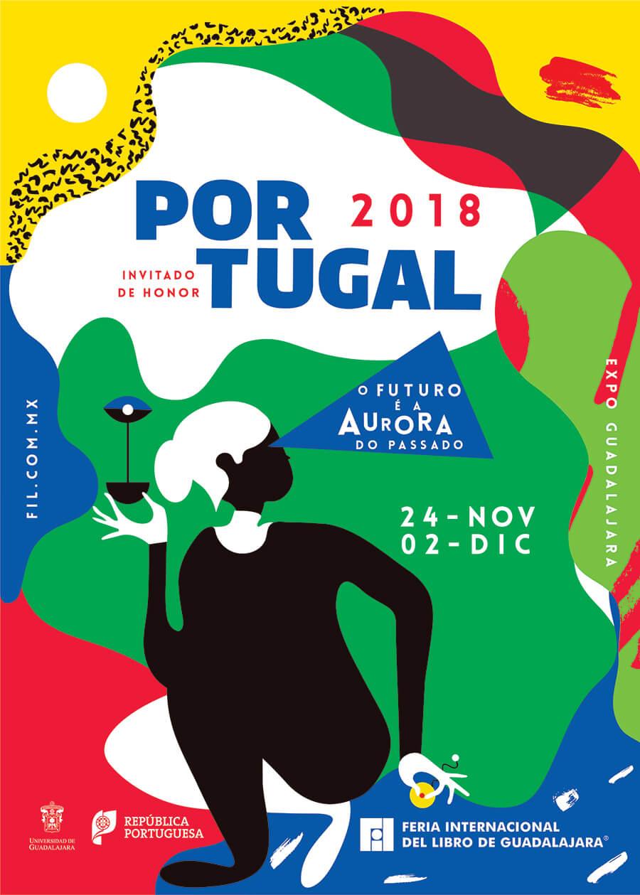 FIL 2018: Feria Internacional Del Libro de Guadalajara, del 24 de Noviembre al 2 Diciembre en Expo Guadalajara