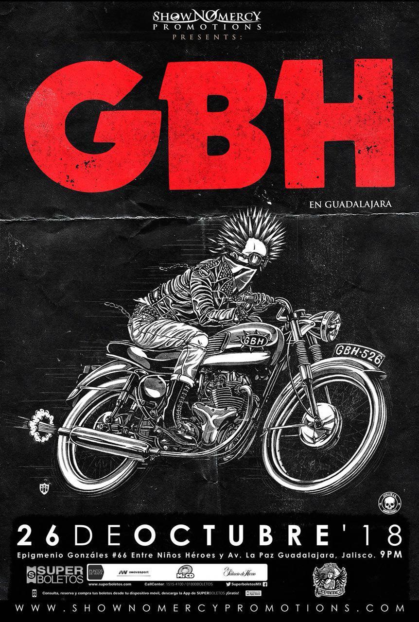 GBH - 26 de Octubre @ Foro Independencia
