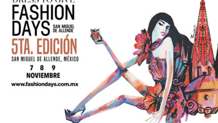 Dress to Give Fashion Days San Miguel de Allende