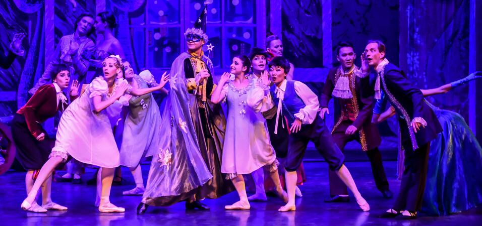 """El Cascanueces"" del State Ballet de Moscow"