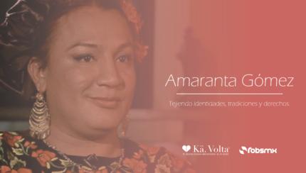 Amaranta Gomez