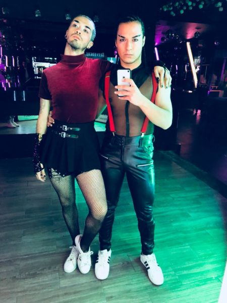 Miguel y Cesar Vogue