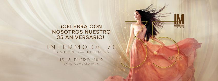 #IM70 Intermoda, del 15 al 18 de Enero en Expo Guadalajara