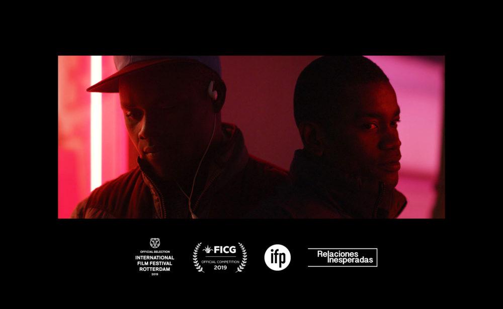 """""""Chèche Lavi"""", director Sam Ellison"""