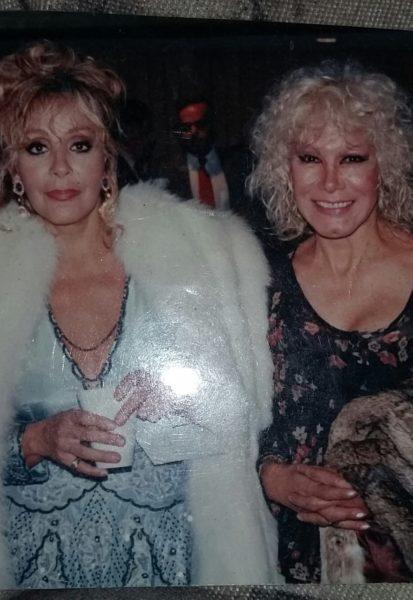 Silvia Pinal y Samantha
