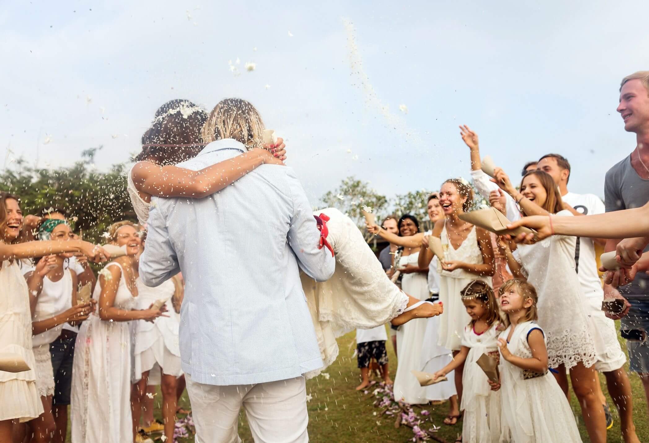 temporada de bodas
