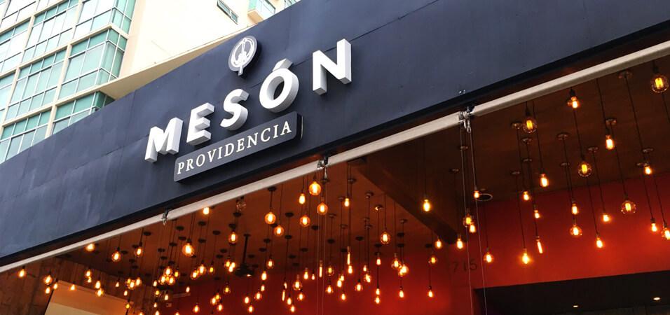 Mesón Providencia