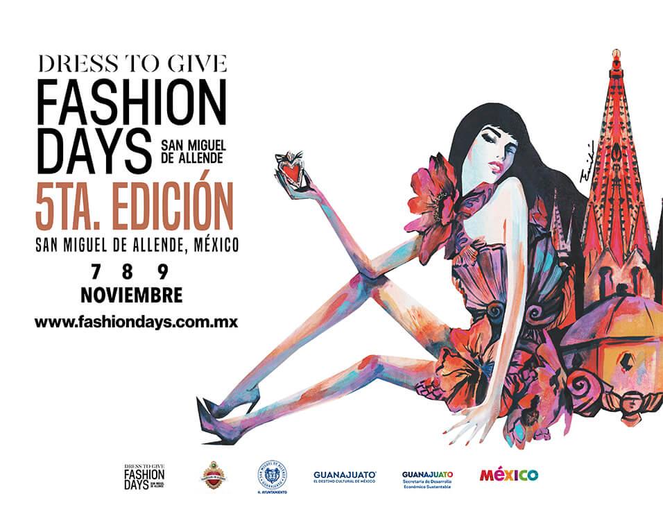 Dress to Give Fashion Days San Miguel de Allende