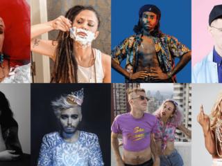 8 nuevos artistas para celebrar la diversidad