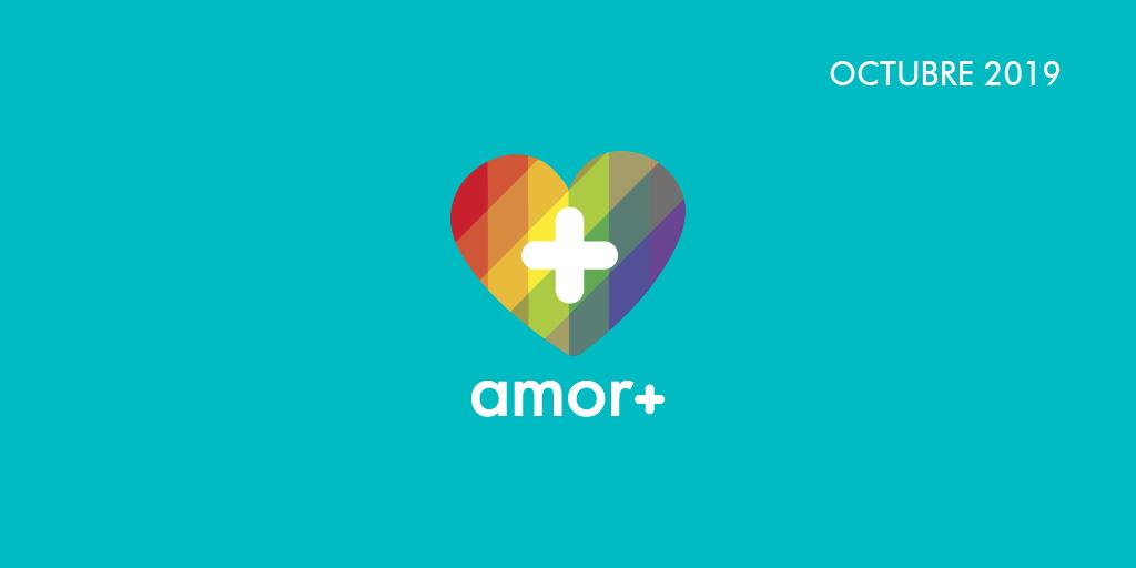 Amor+: exhibición internacional de carteles LGBTQ+ en Guadalajara, 3 al 28 de Octubre en Av. Chapultepec
