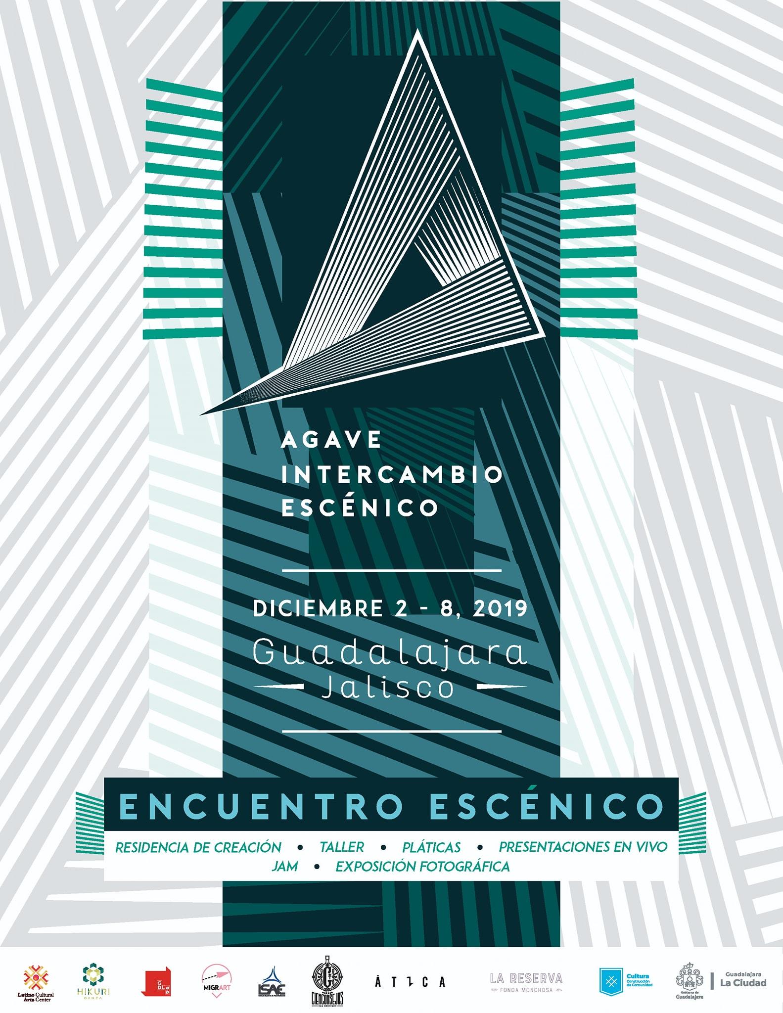 Agave Intercambio Escénico - 2 al 8 de diciembre en Guadalajara