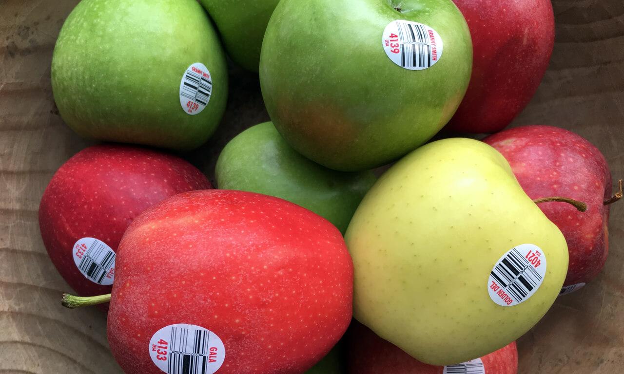 Resultado de imagen para manzanas de washington